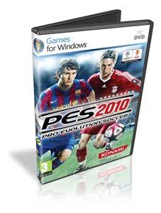 Jogo Pro Evolution Soccer 2010 Pc